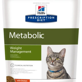 Корм для кошек Hill's Prescription Diet Metabolic Feline Advanced Weight Solution dry 0.25 кг