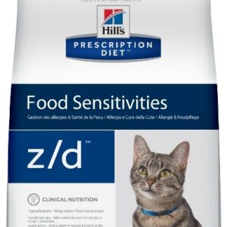 Корм для кошек Hill's Prescription Diet Z/D Feline Low Allergen dry (2 кг)