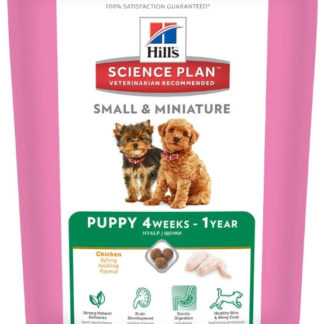 Корм для собак Hill's 0.3 кг Science Plan Puppy Small & Miniature Chicken