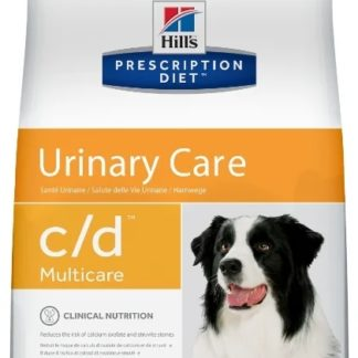 Корм для собак Hill's 2 кг Prescription Diet C/D Canine Urinary Tract Health dry
