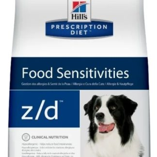 Корм для собак Hill's (3 кг) Prescription Diet Z/D Canine Allergy Management dry