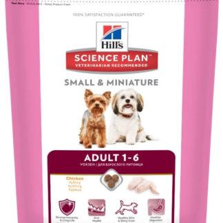 Корм для собак Hill's 0.3 кг Science Plan Canine Adult Small & Miniature with Chicken