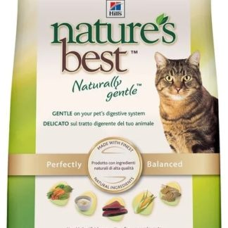 Корм для кошек Hill's Nature's Best Feline Adult with Tuna dry 2 кг
