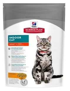 Корм для кошек Hill's Science Plan Feline Adult Indoor Cat Chicken 0.3 кг